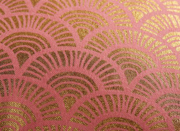 Kaat sierkussen Wavy pink