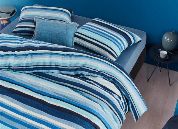 Beddinghouse dekbedovertrek Lois blue