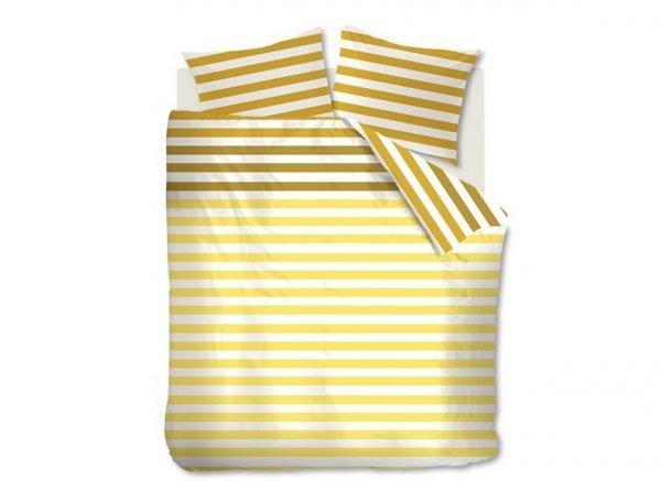 Auping dekbedovertrek Pacific yellow