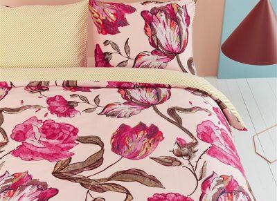 Oilily dekbedovertrek Blushing pink