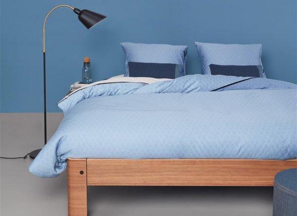 Auping dekbedovertrek Hopkins blue