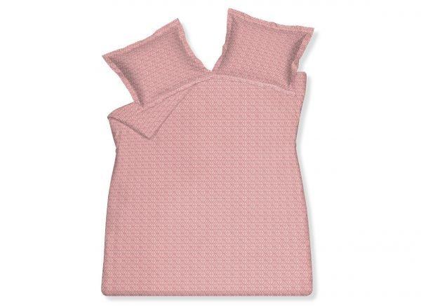 Vandyck dekbedovertrek Joy faded pink