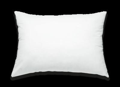 Morph Design kussensloop katoen satijn 300tc, wit