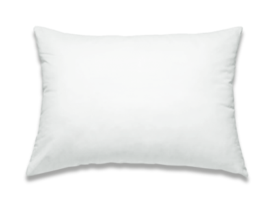 Morph Design kussensloop, perkal katoen 400tc, wit
