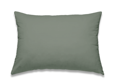 Morph Design kussensloop, perkal katoen 200tc, celadon