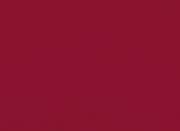 Morph Design kussensloop, perkal katoen 200tc, wijnrood