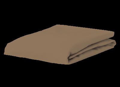 Morph Design perkal hoeslaken 200tc, nootmuskaat