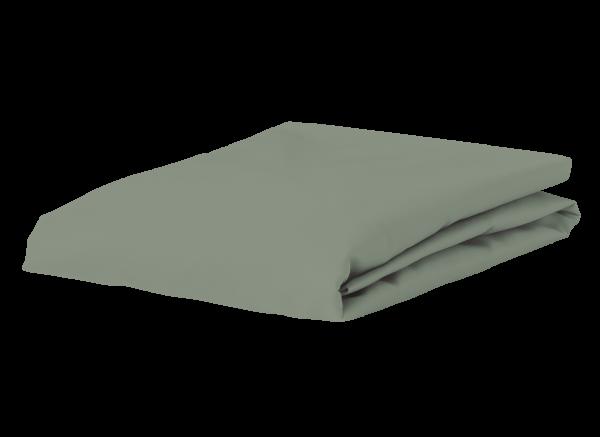 Morph Design perkal hoeslaken 200tc, celadon