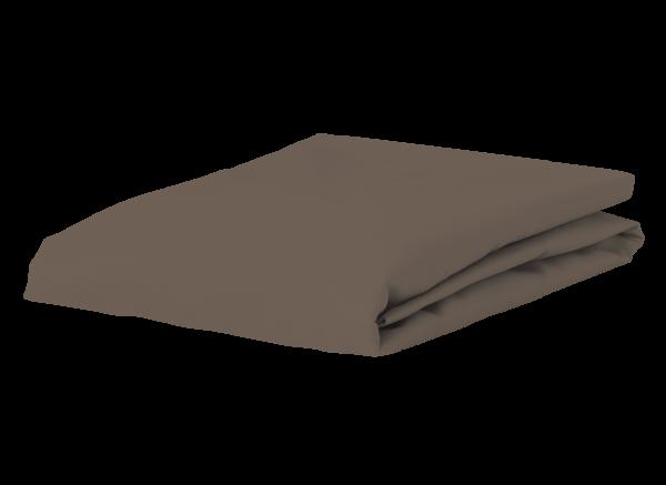 Morph Design perkal hoeslaken 200tc, leisteengrijs