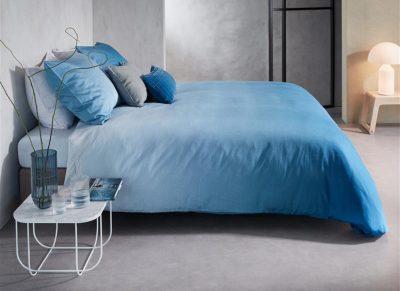 Kardol & Verstraten dekbedovertrek Phenomena blue