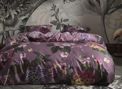 Essenza Home dekbedovertrek Diana lilac