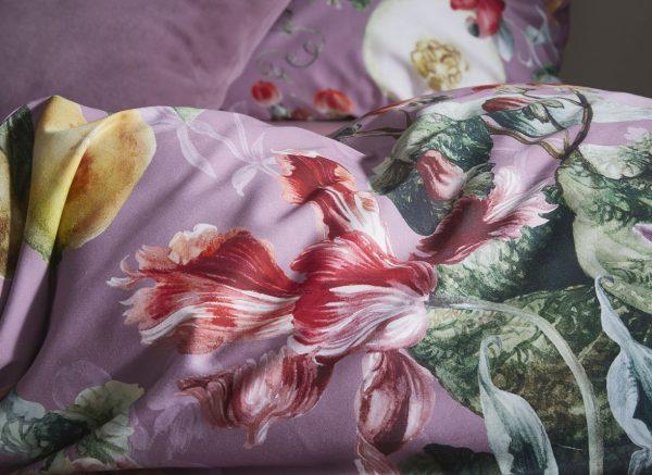 Essenza Home dekbedovertrek Mary Lilac