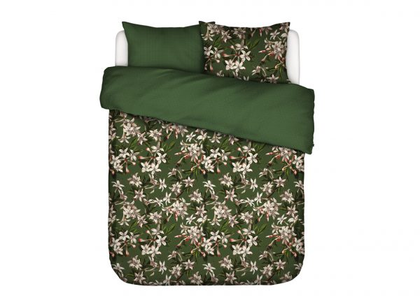 Essenza Home dekbedovertrek Verano green