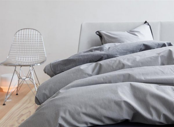 Auping dekbedovertrek Cambric grey