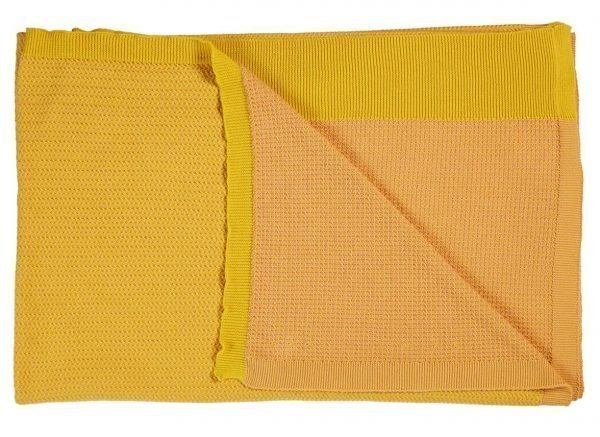 Kaat sprei Citrus yellow