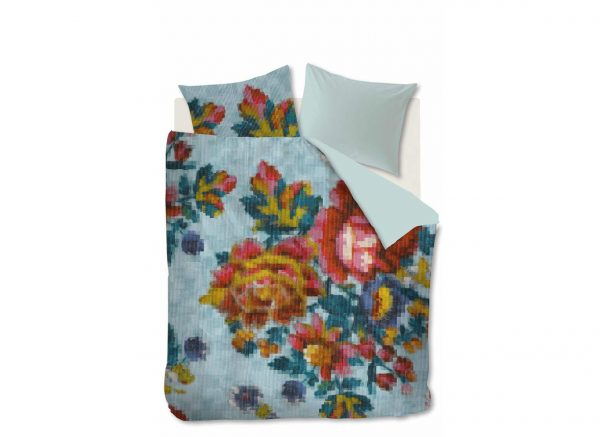 Oilily dekbedovertrek Floral Mosaic multi
