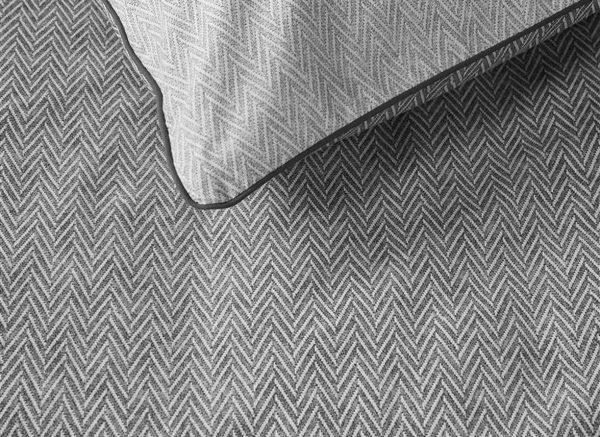 Riviera Maison dekbedovertrek Gently grey