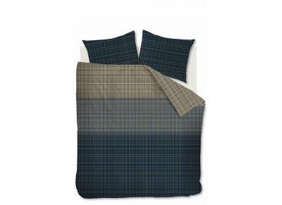 Beddinghouse dekbedovertrek Ingo grey