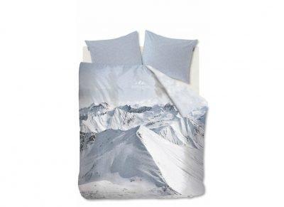 Riviera Maison dekbedovertrek Moritz Mountain bluegrey