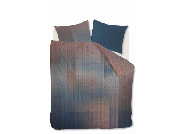 Kardol & Verstraten dekbedovertrek Multiply blue
