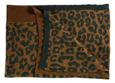 Kaat sprei Tigerlily brown