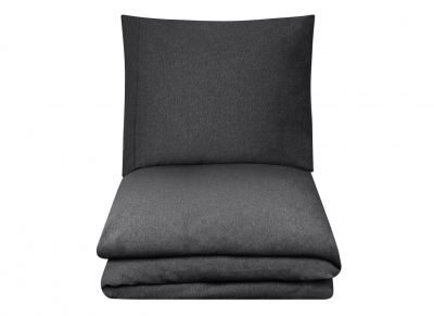 House in Style dekbedovertrek Tumba dark grey