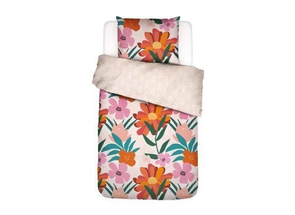 Covers & Co dekbedovertrek No Wallflower multi