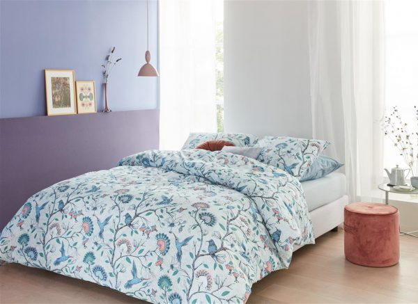 Beddinghouse dekbedovertrek Amazilia blue