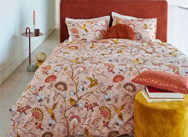 Beddinghouse dekbedovertrek Amazilia pink