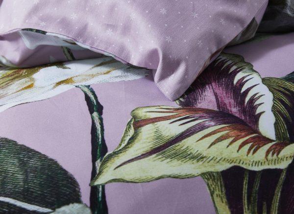 Essenza Home dekbedovertrek Filou lilac