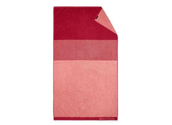 Marc O'Polo strandlaken Horizon red