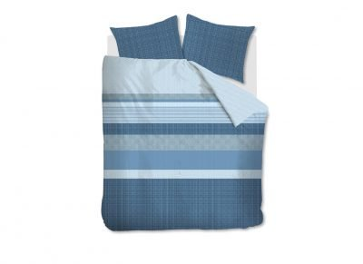 Beddinghouse dekbedovertrek Hidde blue