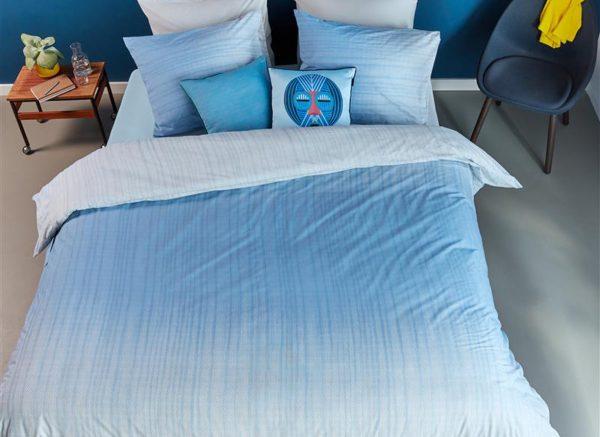 Beddinghouse dekbedovertrek Issey blue