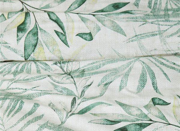 Beddinghouse dekbedovertrek Lova green