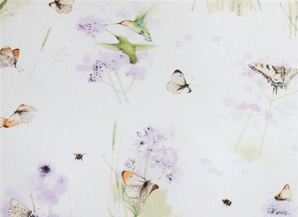 Marjolein Bastin dekbedovertrek Nectar purple