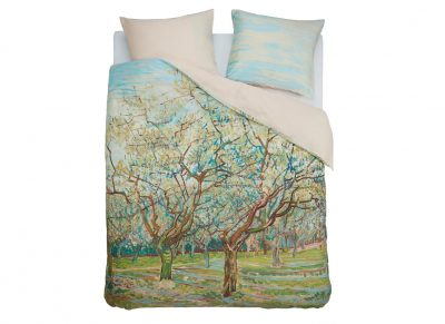 Beddinghouse x Van Gogh Museum dekbedovertrek Orchard natural