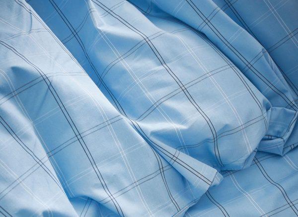 Marc O'Polo dekbedovertrek Tolva soft blue