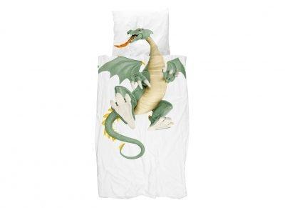 Snurk dekbedovertrek Dragon