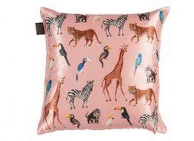 Kaat sierkussen Wildlife pink