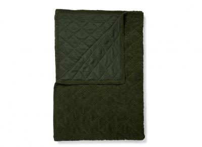 Essenza Home sprei Billie dark green