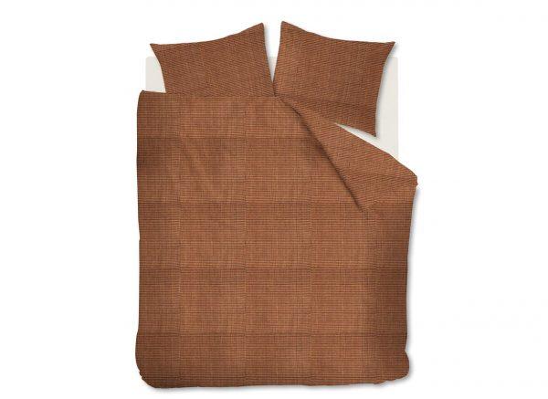 Auping dekbedovertrek Bancroft brown