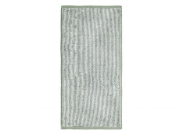 Marc O'Polo badgoed Timeless Tone Stripe green/off white