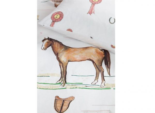 Beddinghouse dekbedovertrek Horse Ranch multi