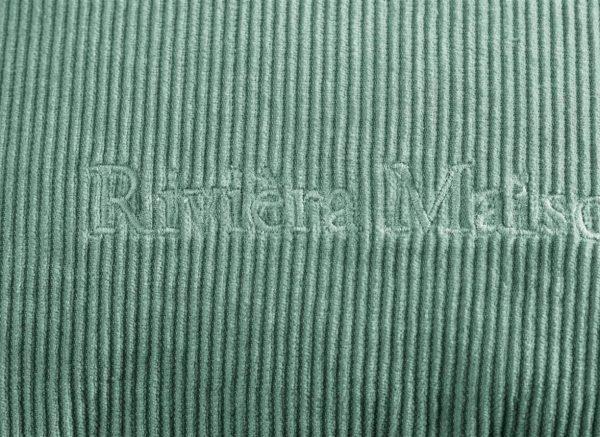 Riviera Maison sierkussen Scott grey green