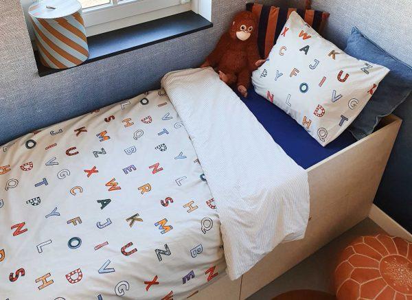 Covers & Co dekbedovertrek Alpha-Bed multi