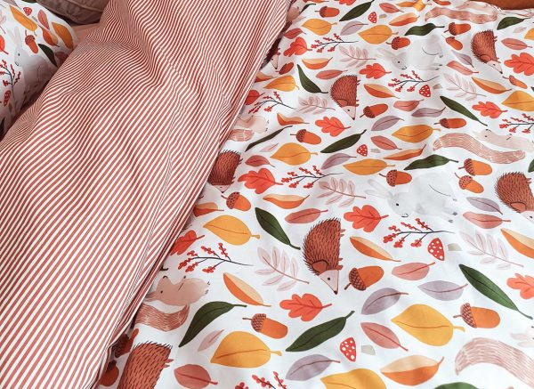 Covers & Co dekbedovertrek For Rest multi