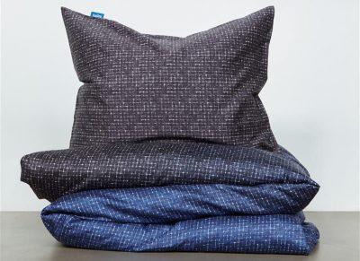 Auping dekbedovertrek Indigo blue