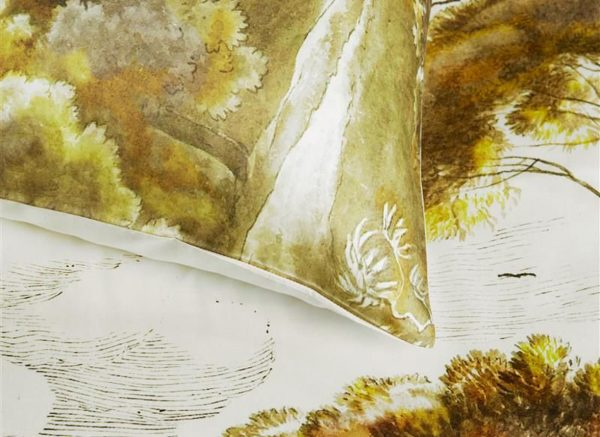 Beddinghouse dekbedovertrek Italia yellow