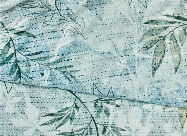 Beddinghouse dekbedovertrek Mystical green