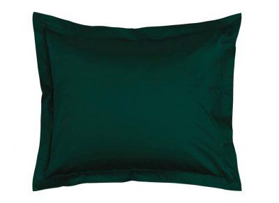 Essenza Home kussensloop katoen satijn, pine green